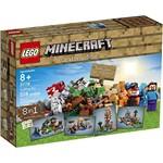 LEGO Minecraft 21116 - Caixa Criativa