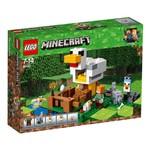 LEGO Minecraft 21140 o Galinheiro - LEGO