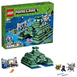 Lego Minecraft The Ocean Monument 21136 Building Kit 1122pc
