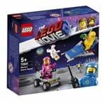 Lego Movie Esquadrão Espacial do Benny 68 Peças 70841