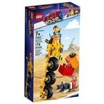 Lego Movie 2 o Triciclo do Emmet 70823