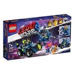 Lego Movie 2 o Veiculo Off-road Rex-treme do Rex 70826