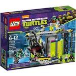 LEGO - Ninja Turtles a Estação de Mutação