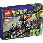 LEGO Ninja Turtles - Moto Retalhadora