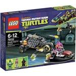 LEGO Ninja Turtles - Perseguição Eletrizante