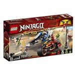 Lego Ninjago - a Motocicleta de Espadas de Kai 70667