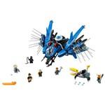LEGO Ninjago - Avião Relâmpago