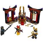 Lego Ninjago - Confronto na Sala do Trono