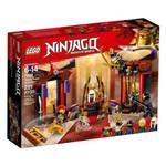 Lego Ninjago - Masters Of Spinjitsu - Confronto na Sala do Trono - 70651