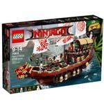 LEGO Ninjago - Navio Recompensa do Destino