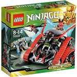 Lego Ninjago - Tanque Devastador
