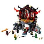 Lego Ninjago - Templo da Ressurreição