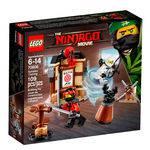 Lego Ninjago - Treino Spinjitzu - 70606