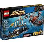 LEGO - o Ataque do Fundo do Mar de Manta Negra