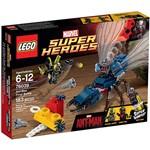 LEGO o Combate Final do Homem-Formiga