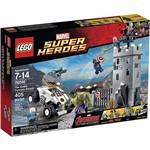 LEGO - o Combate na Fortaleza de Hydra