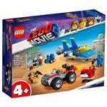 Lego Ofic Co Cons Emmet e Benny - 70821