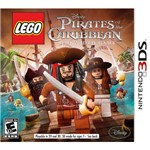 Lego Pirates Of Carribean - 3ds