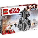 LEGO Star Wars Ep. VIII 1a Ordem Heavy Scout Walker 75177