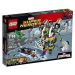 LEGO Super Heroes 76059 - Spider-Man: Doc Ock's Tentacle Trap - Spider Man