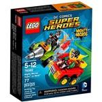 LEGO Super Heroes 76062 - Poderosos Micros: Robin Contra Bane