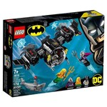 LEGO Super Heroes 76116 - Batman Bat-Submarino e o Confronto Sub-aquático