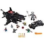 LEGO Super Heroes - a Batalha Contra o Lobo da Estepe