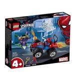 Lego Super Heroes - a Perseguição de Carro de Spider-man 76133