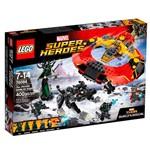 Lego Super Heroes - Disney - Marvel - Thor Ragnarok - Batalha Final de Asgard - 76084