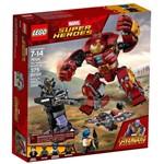 Lego Super Heroes - Disney - Marvel - Vingadores - Guerra Infinita - Ataque Destruidor Hulkbuster
