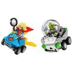 Lego Super Heroes Girl - Super Girl Vs Brainiac - 80 Peças - Lego