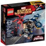 Lego Super Heroes - Jato de Ataque da Shield - Disney - 76036