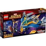 LEGO - Super Heroes o Resgate da Nave Espacial Milano