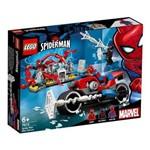 Lego Super Heroes - o Resgate de Motocicleta de Spider-man 76113