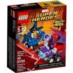 Lego Super Heroes Poderosos Micros: Wolverine Vs Magneto M. BRINQ