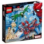 LEGO - Super Heroes - Spider-Man - Aranha Robô - LEGO 76114