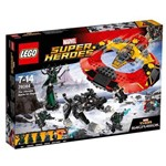 Lego Super Heroes Thor Ragnarok Ultima Luta por Asgard 76084