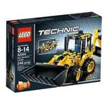 Lego Technic - Carregadora com Pá de Escavação Traseira - 42004