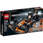 LEGO Technic Carro de Corrida Campeão Negro
