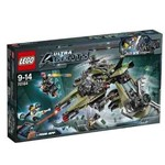 Lego Ultra Agents 70164 Hurricane Heist 589 Peças
