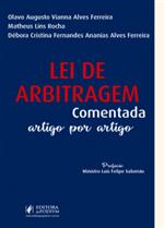 Lei de Arbitragem Comentada Artigo por Artigo (2019)