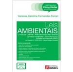 Leis Ambientais - Leis Especiais Comentadas - Rideel