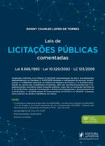 Leis de Licitações Públicas Comentadas (2019)