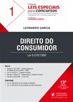 Leis Especiais para Concursos - V.1 - Direito do Consumidor (2019)