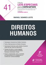 Leis Especiais para Concursos - V.41 - Direitos Humanos (2019)