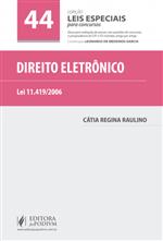 Leis Especiais para Concursos - V.44 - Direito Eletrônico (2016)