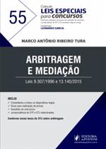Leis Especiais para Concursos - V.55 - Arbitragem e Mediação (2019)