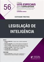 Leis Especiais para Concursos - V.56 - Legislação de Inteligência (2019)