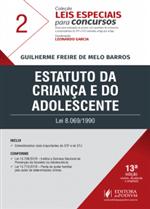 Leis Especiais para Concursos - V.2 - ECA (2019)