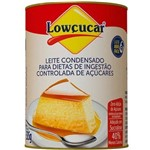 Leite Condensado Zero Açúcar 335g Lowcucar